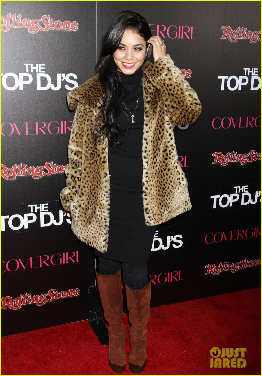 vanessa hudgens rolling stone party with austin butler 192753402