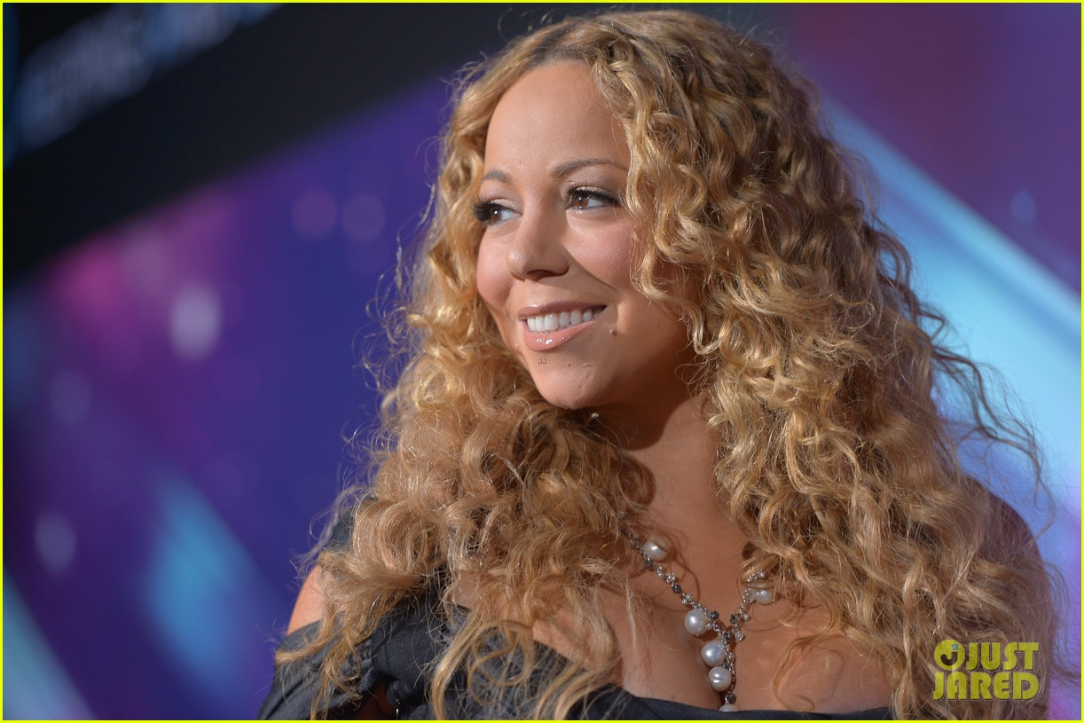 mariah carey nick cannon teennick halo awards 2012 072759714