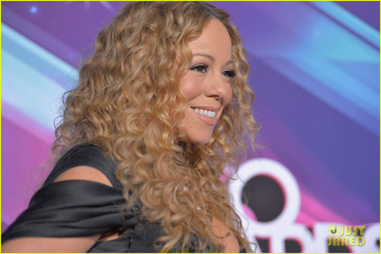 mariah carey nick cannon teennick halo awards 2012 102759717