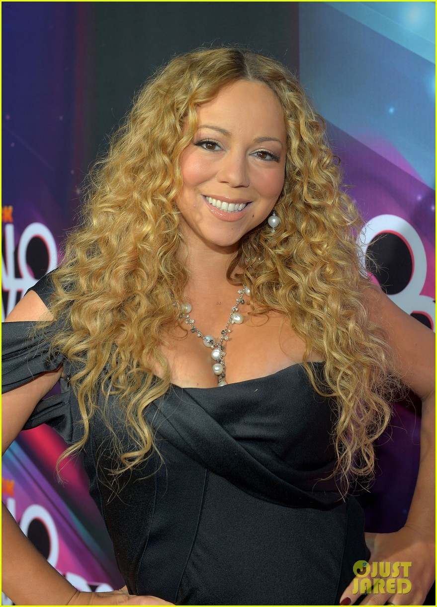 mariah carey nick cannon teennick halo awards 2012 112759718