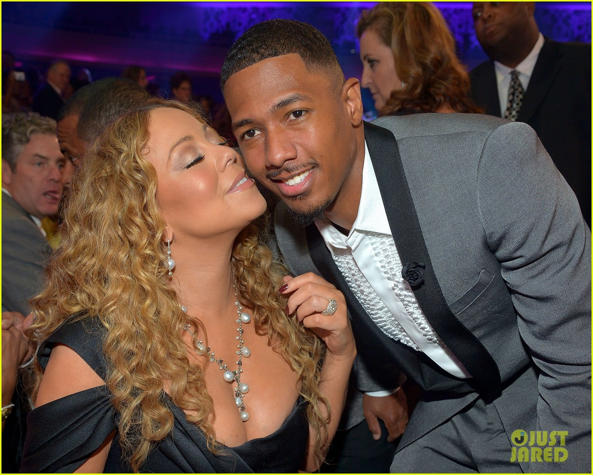 mariah carey nick cannon teennick halo awards 2012 192759726