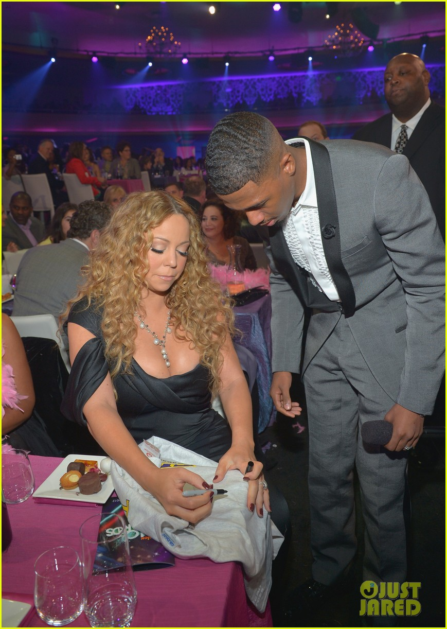 mariah carey nick cannon teennick halo awards 2012 202759727