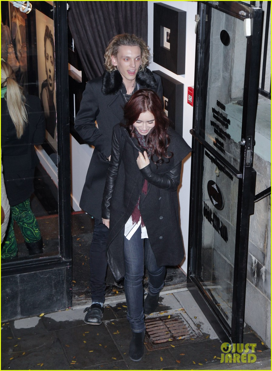 lily collins jamie campbell bower gallery viewing date 042749834