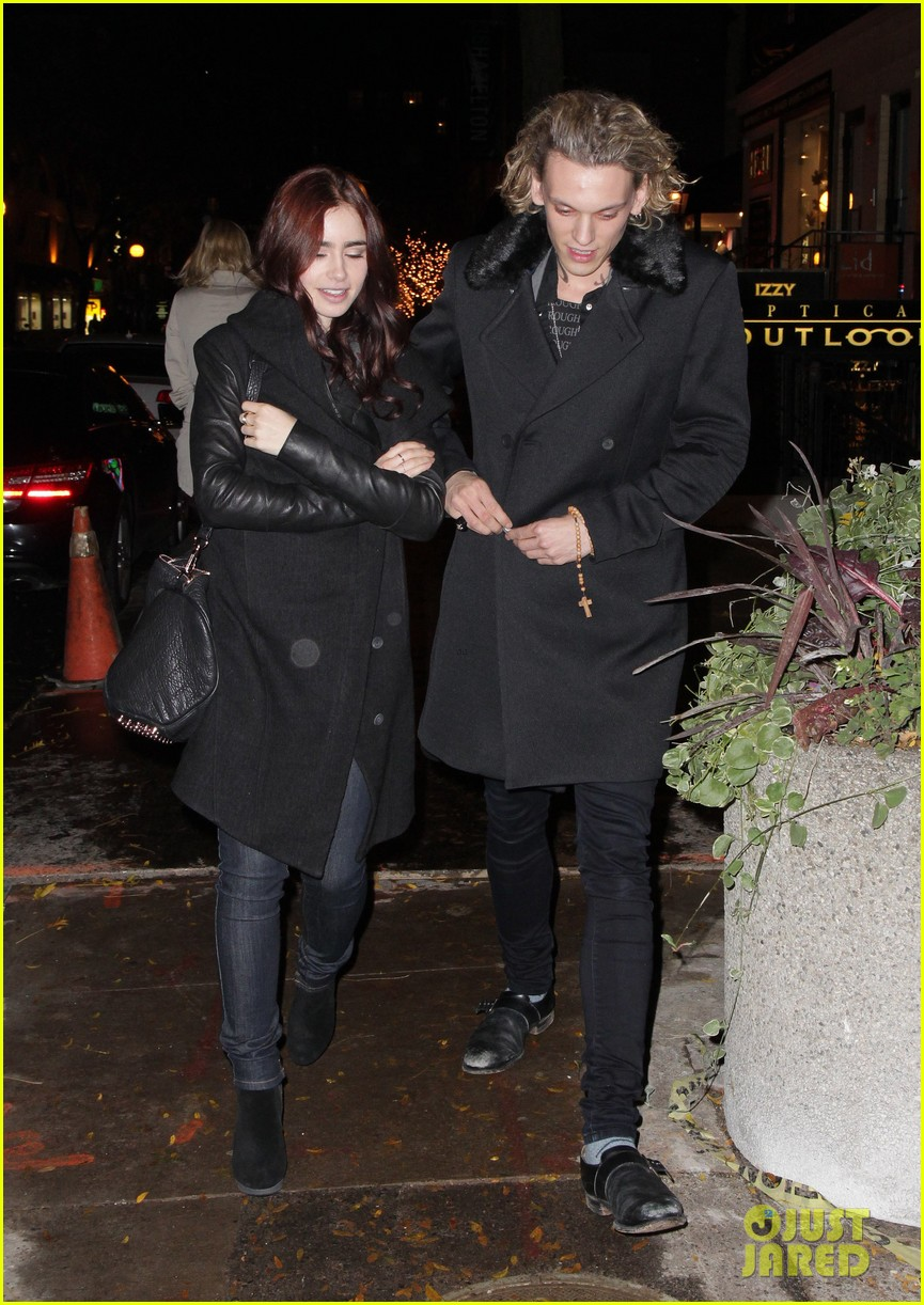 lily collins jamie campbell bower gallery viewing date 052749835