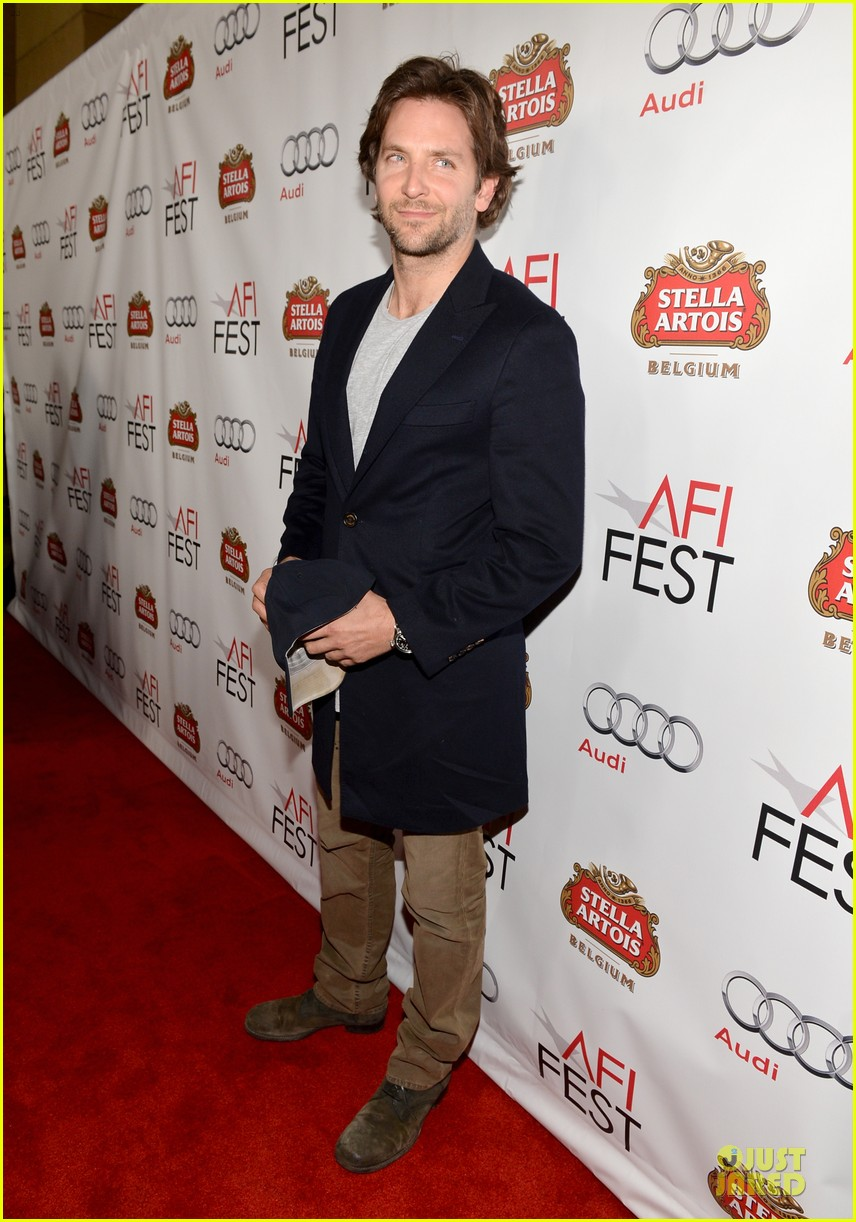 bradley cooper silver linings playbook afi fest screening 012750156