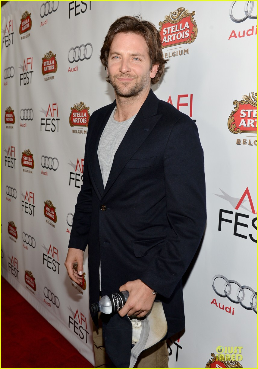 bradley cooper silver linings playbook afi fest screening 092750164