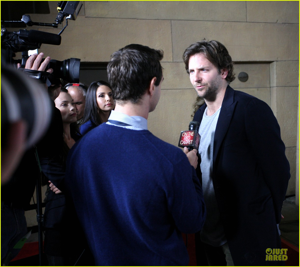 bradley cooper silver linings playbook afi fest screening 19