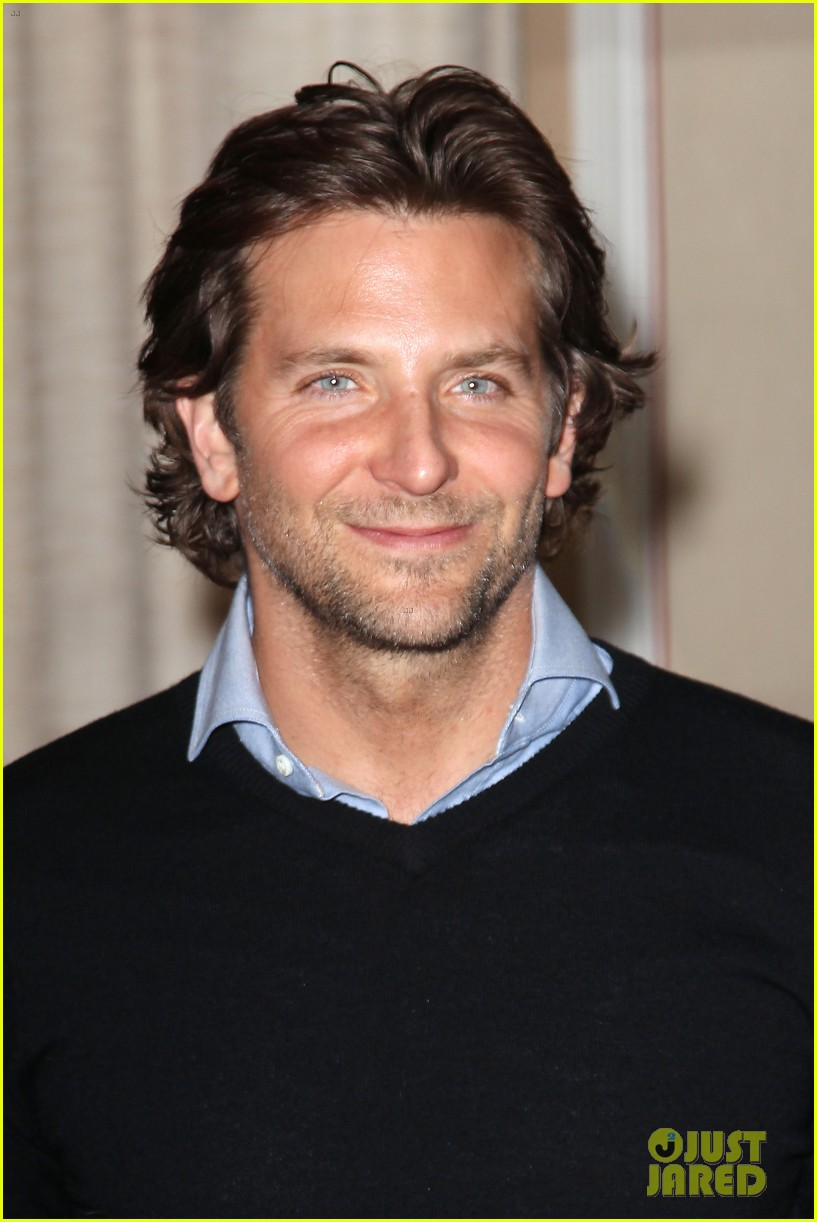 bradley cooper letterman silver linings press conference 022756062