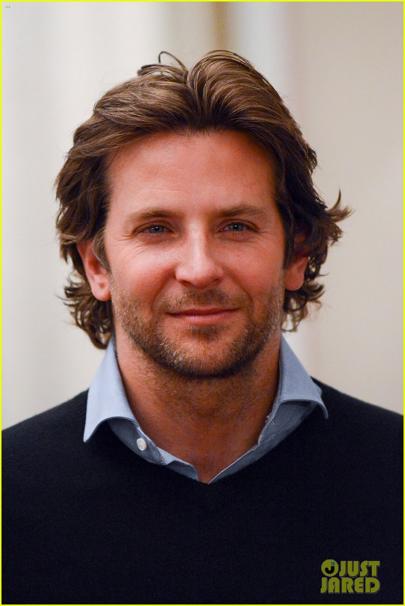 bradley cooper letterman silver linings press conference 172756077