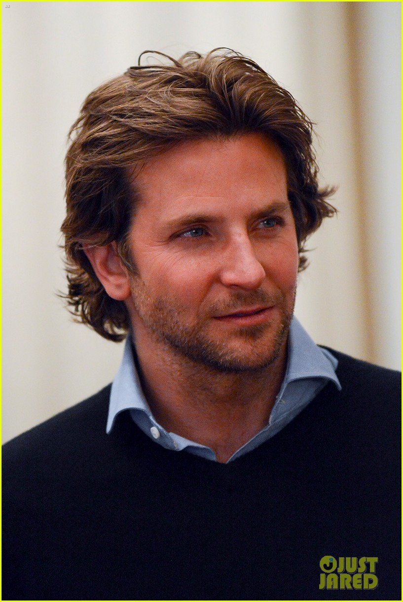 bradley cooper letterman silver linings press conference 192756079