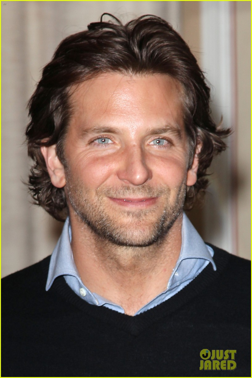 bradley cooper letterman silver linings press conference 202756080