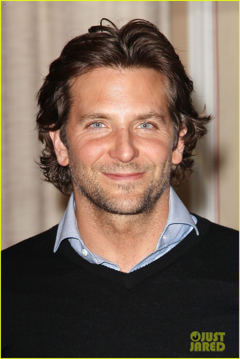 bradley cooper letterman silver linings press conference 212756081