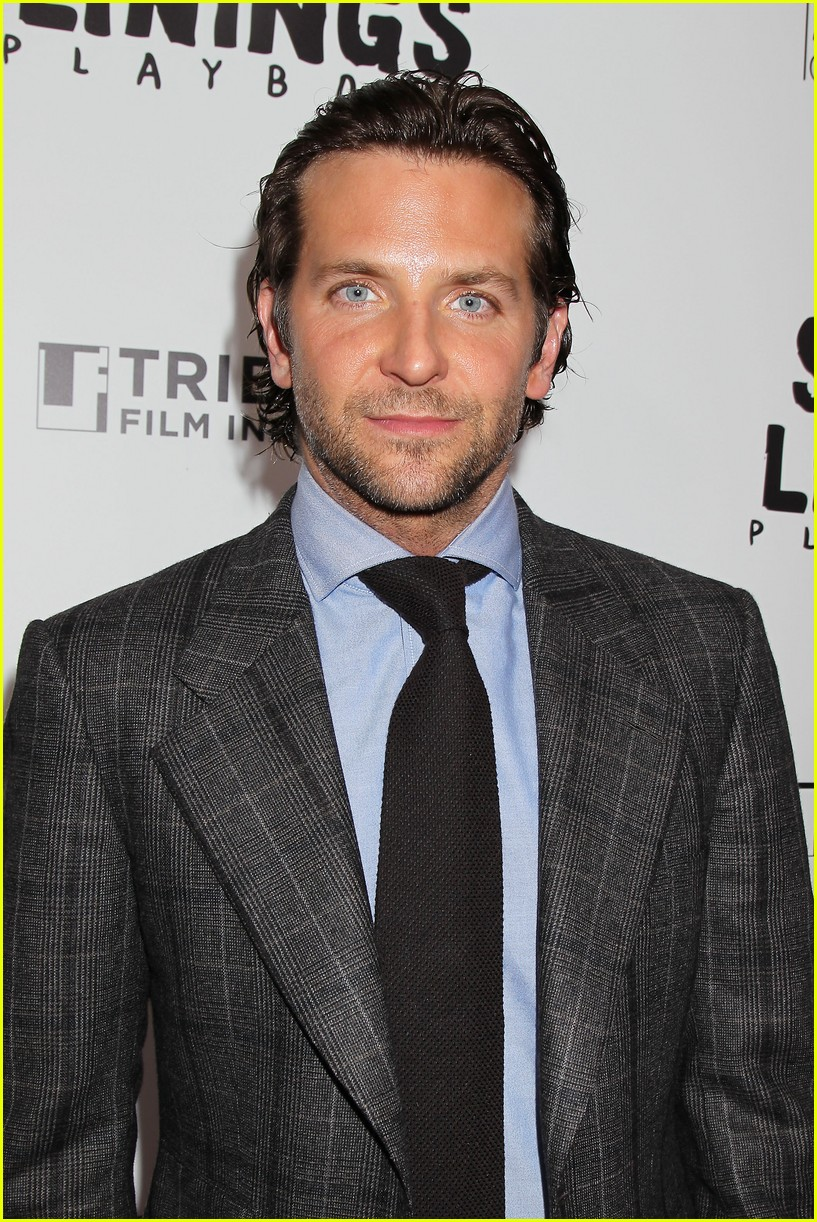 bradley cooper silver linings playbook nyc premiere 01