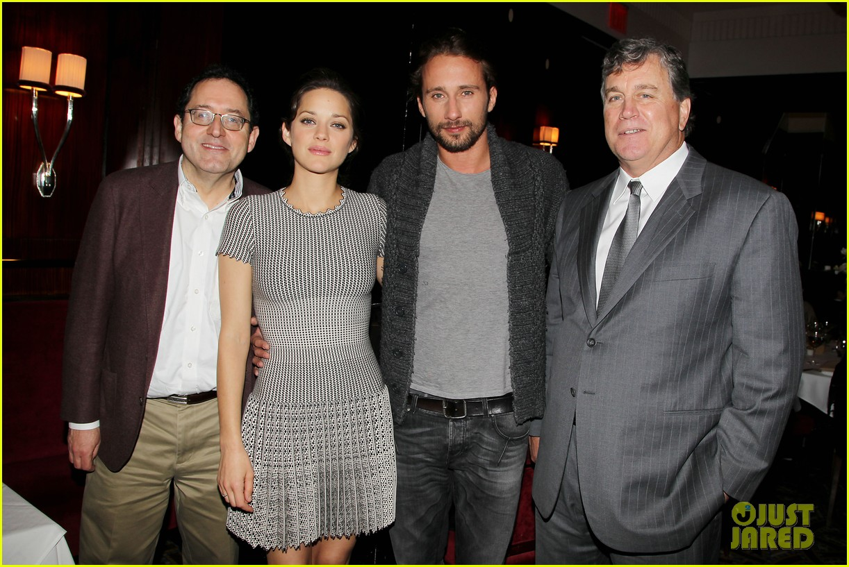 marion cotillard rust and bone lunch with matthias schoenaerts 122764830