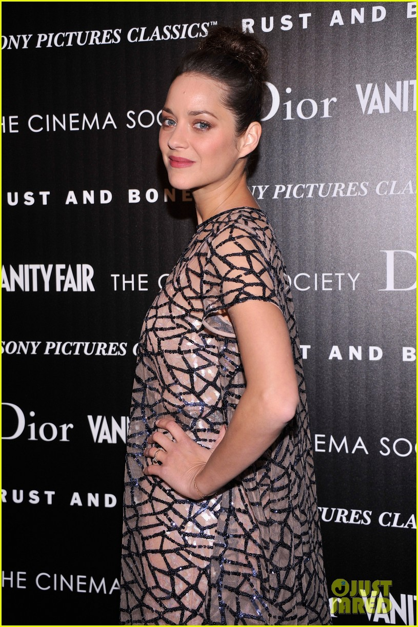marion cotillard rust bone screening 082753888