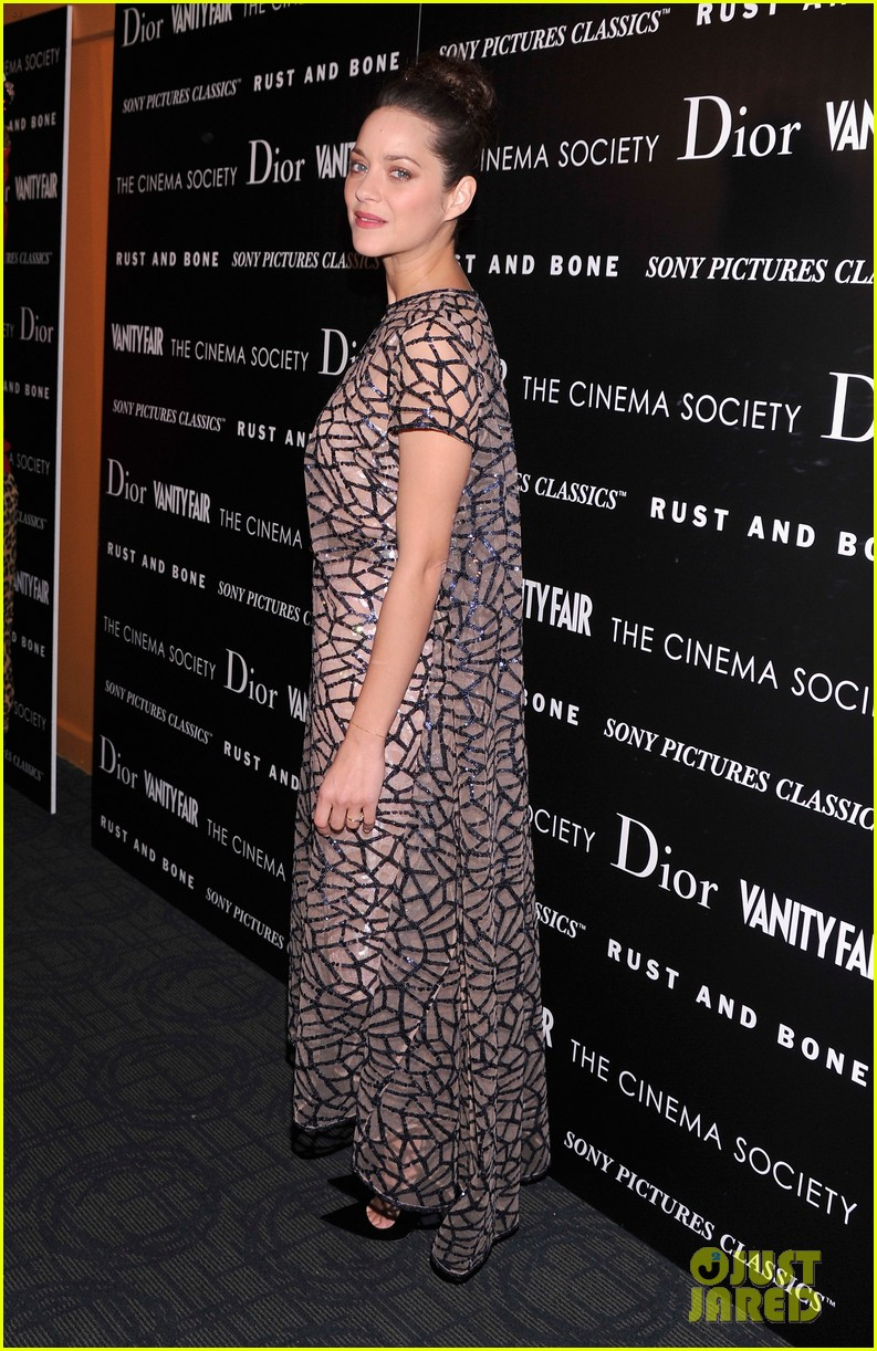 marion cotillard rust bone screening 112753891