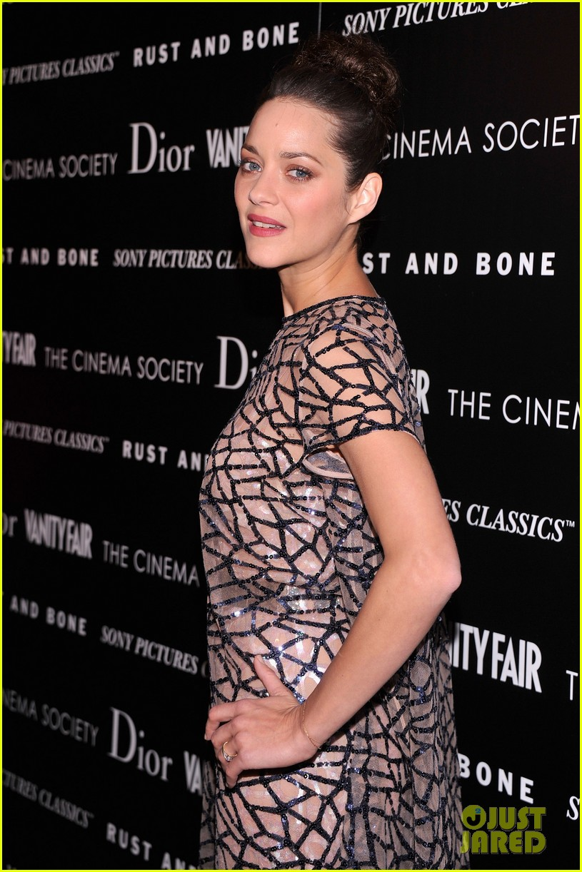 marion cotillard rust bone screening 132753893