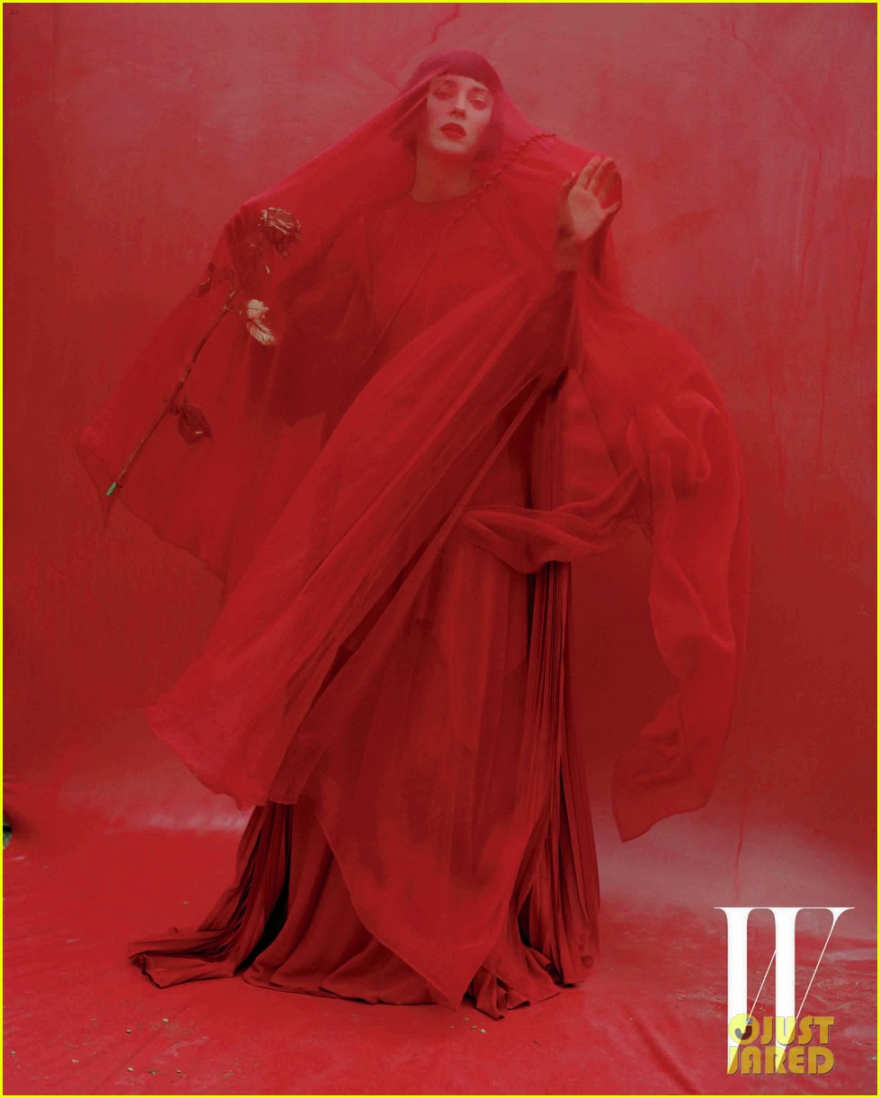 marion cotillard covers w magazine december 2012 062757704
