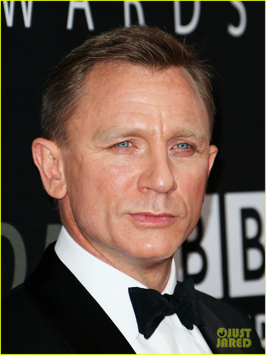 daniel craig bafta britannia awards with skyfall cast 062753289