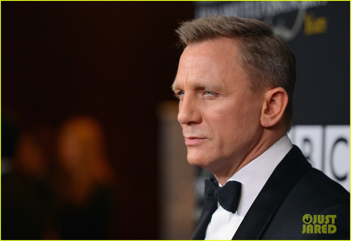 daniel craig bafta britannia awards with skyfall cast 132753296