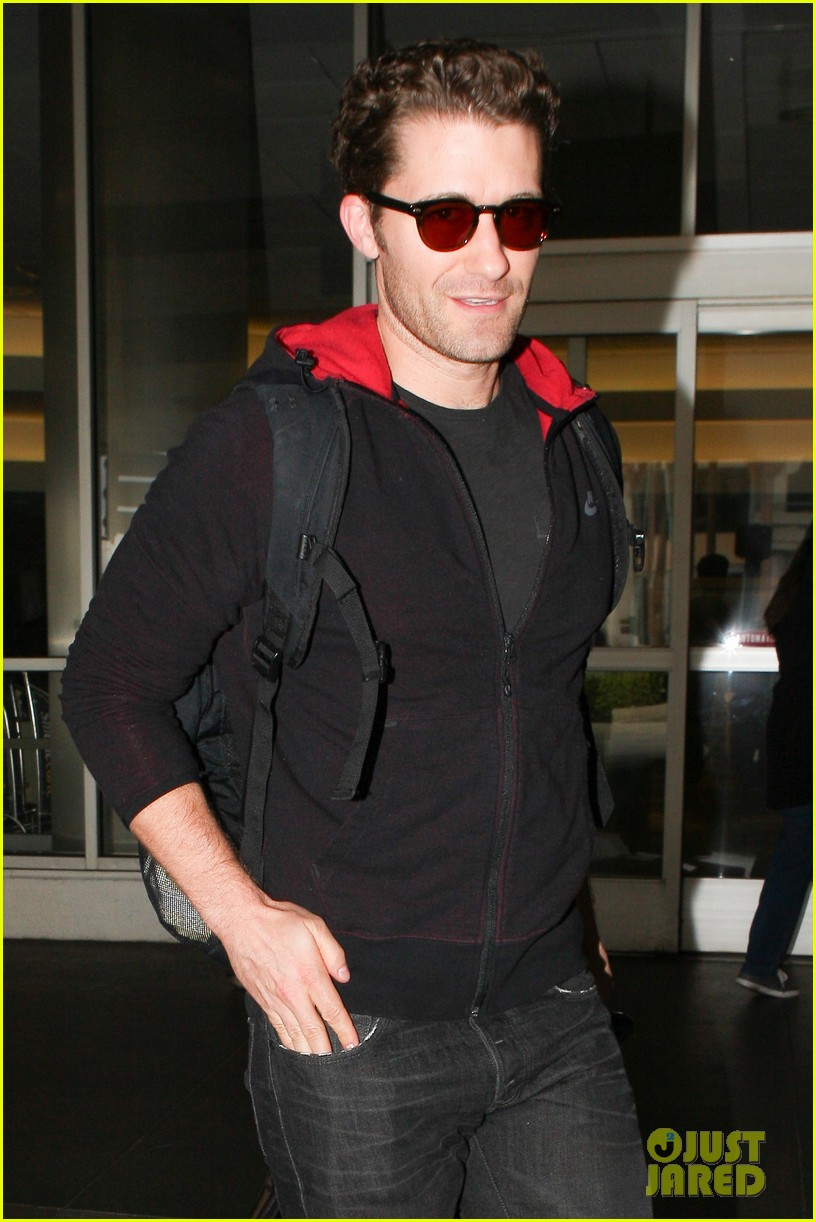 chace crawford matthew morrison hm store opening 192755041