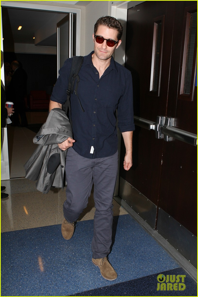 chace crawford matthew morrison hm store opening 22