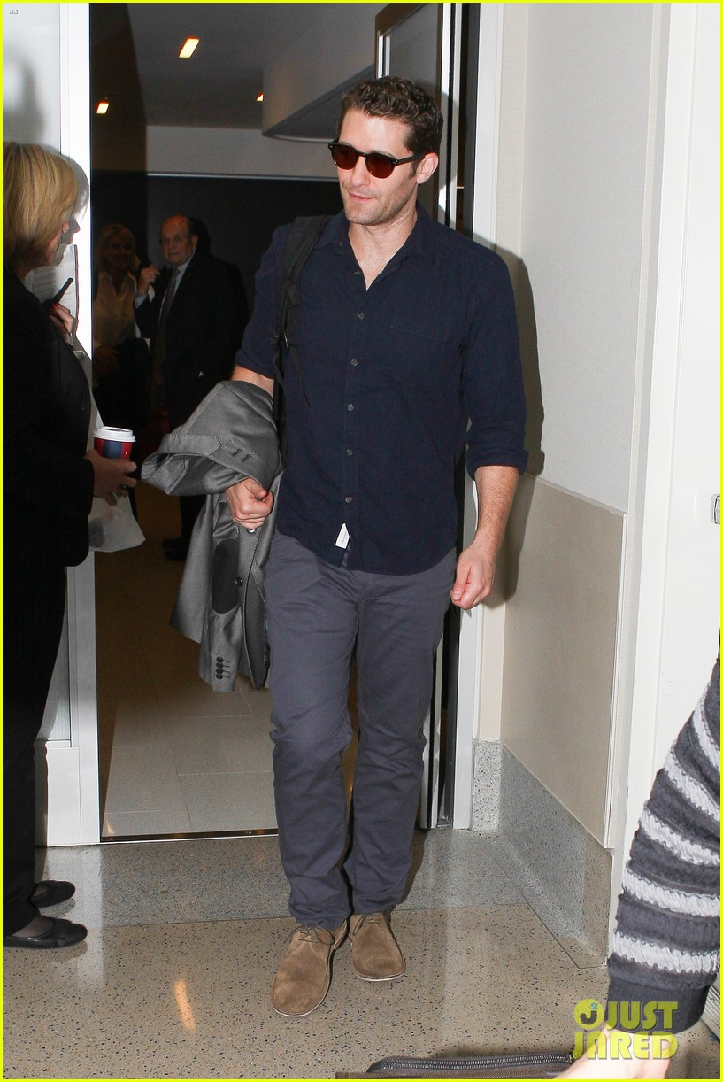 chace crawford matthew morrison hm store opening 232755045