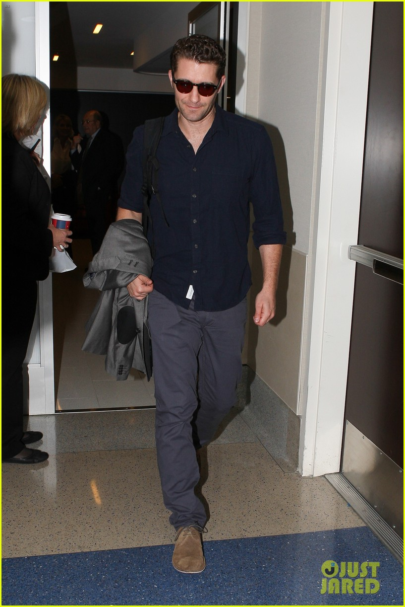 chace crawford matthew morrison hm store opening 242755046