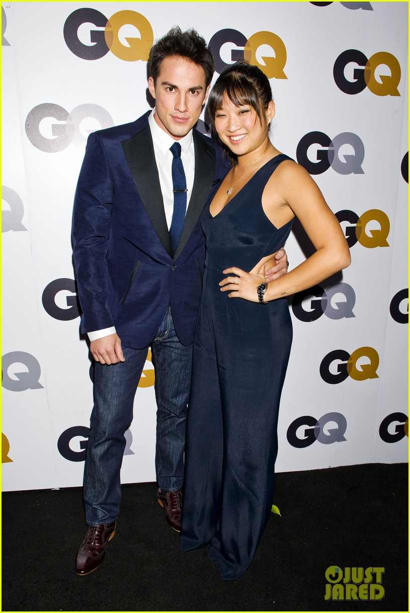 darren criss chace crawford 2012 gq men of the year party 082757354