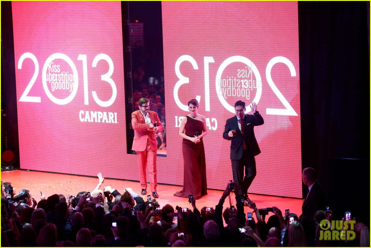 penelope cruz  campari calendar launch event 022756871