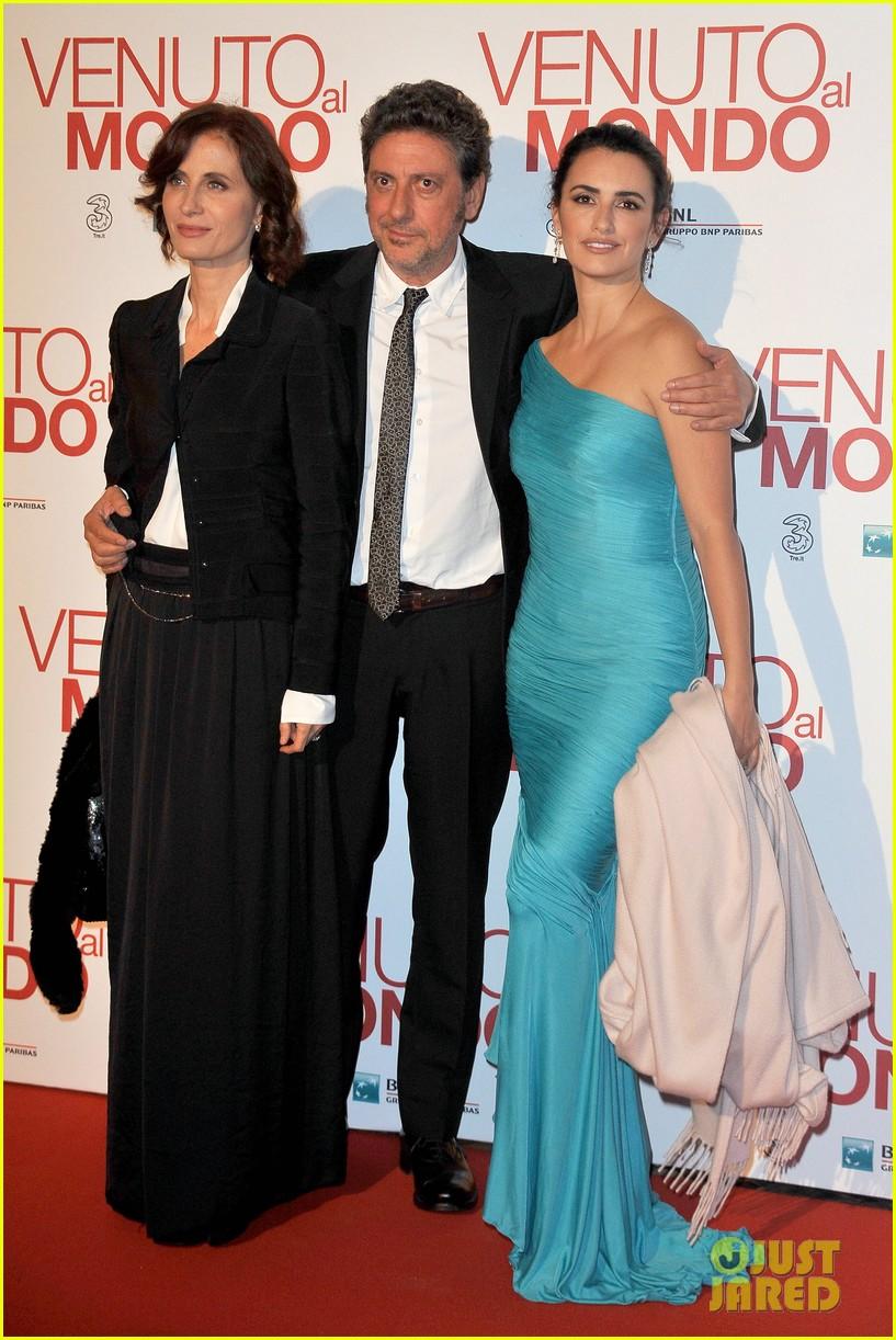 penelope cruz twice born rome premiere 152751568