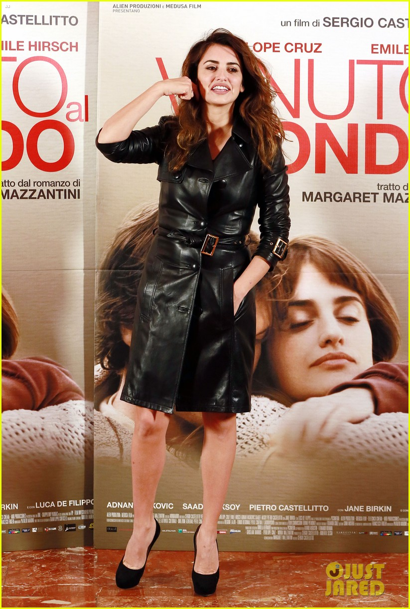 penelope cruz twice born rome photo call 062751391