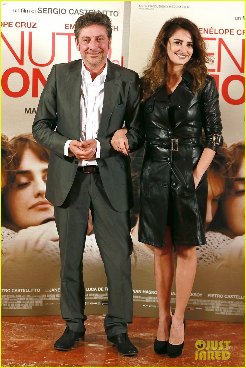 penelope cruz twice born rome photo call 11