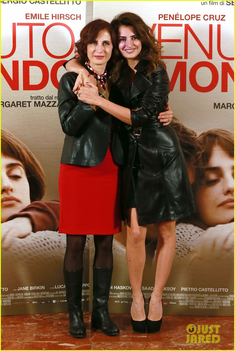 penelope cruz twice born rome photo call 152751400
