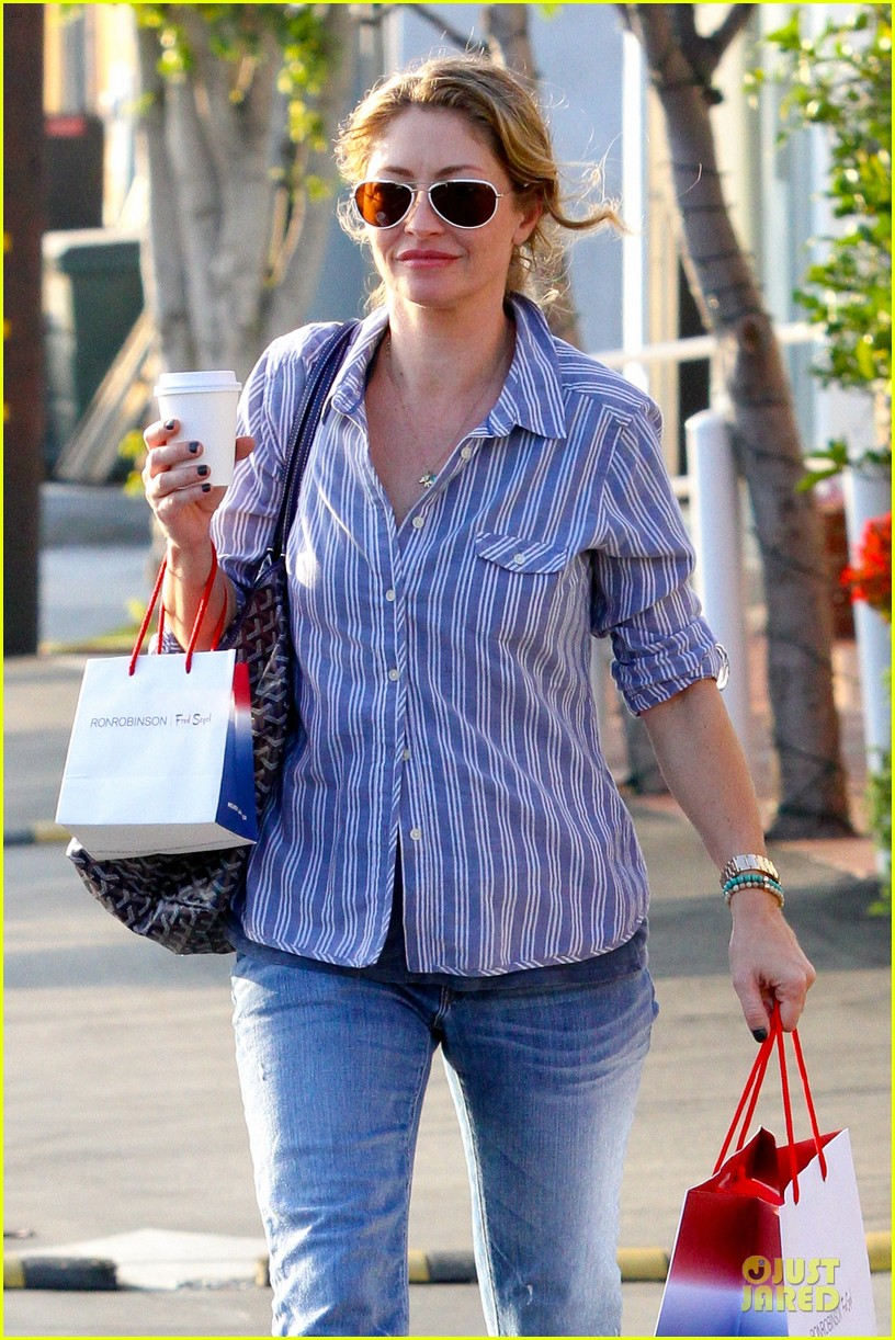eric dane rebecca gayheart holiday shopping with billie 042764848