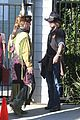 johnny depp plays daddy at school fundraiser 06