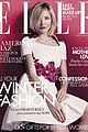 cameron diaz covers elle uk december 2012 02