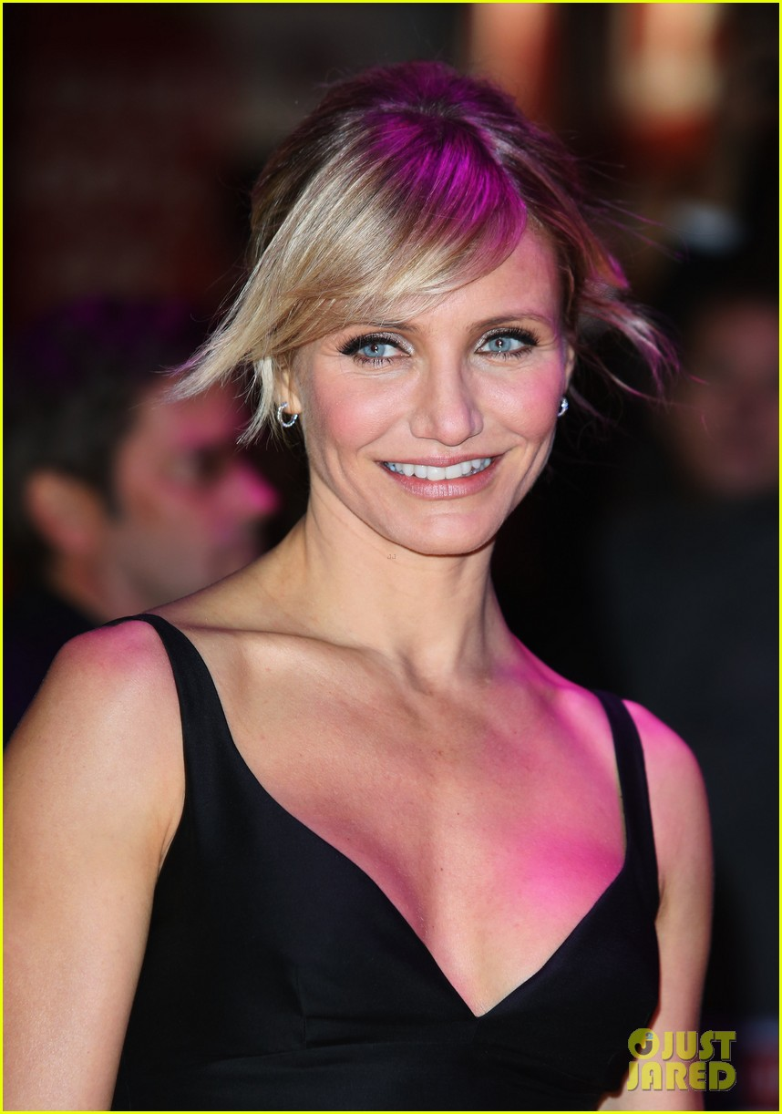 cameron diaz gambit world premiere with colin firth 112752628