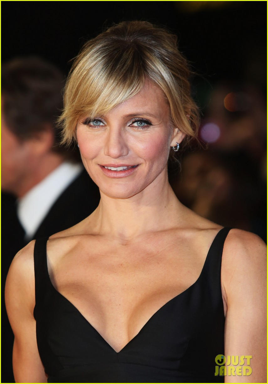cameron diaz gambit world premiere with colin firth 122752629