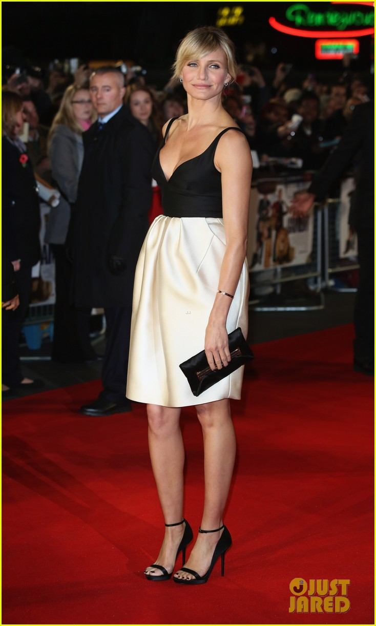 cameron diaz gambit world premiere with colin firth 242752641