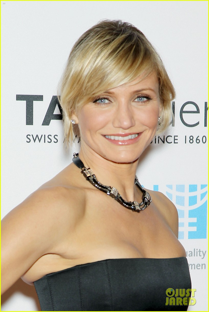 cameron diaz tag heuer watch launch 062754938