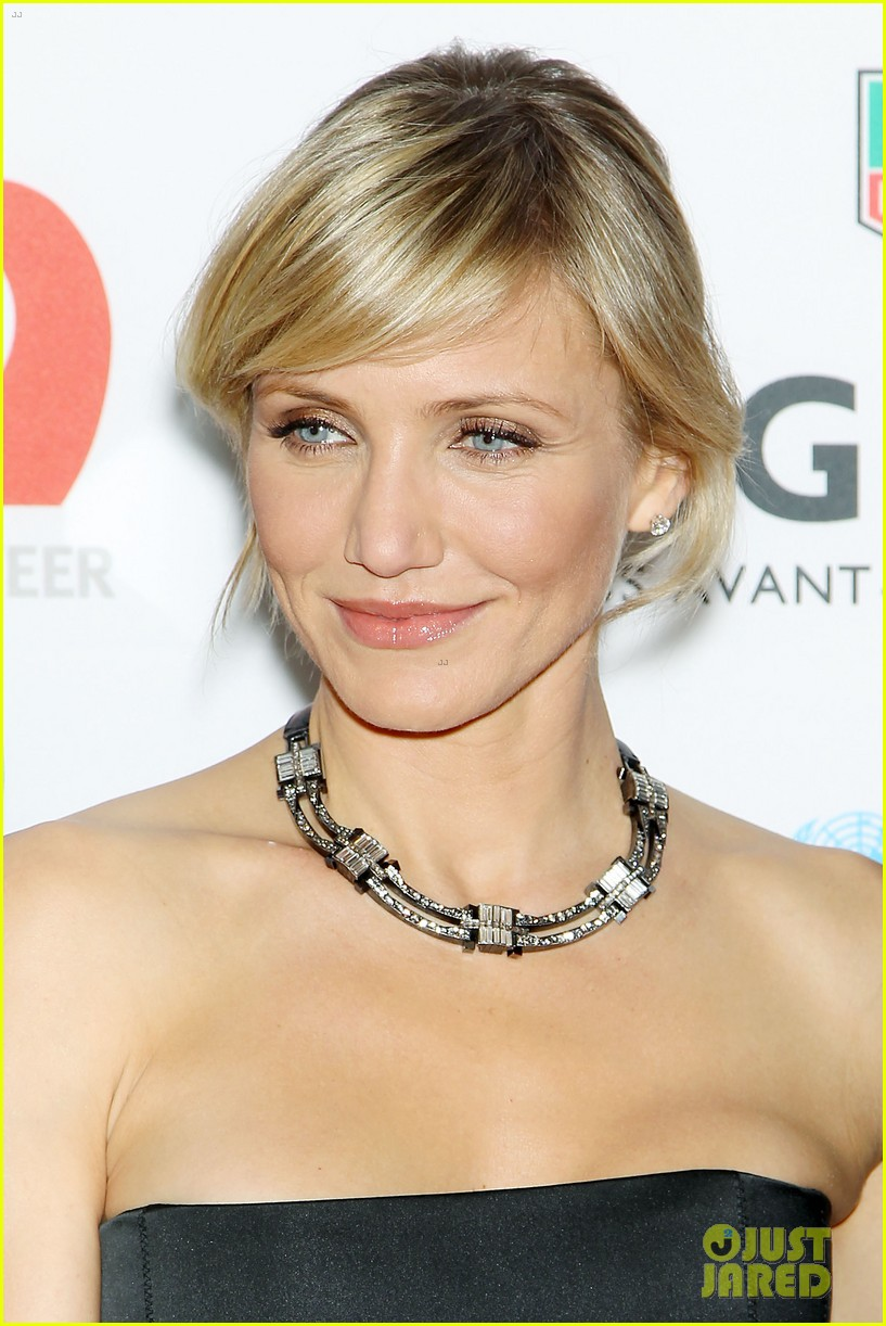 cameron diaz tag heuer watch launch 19