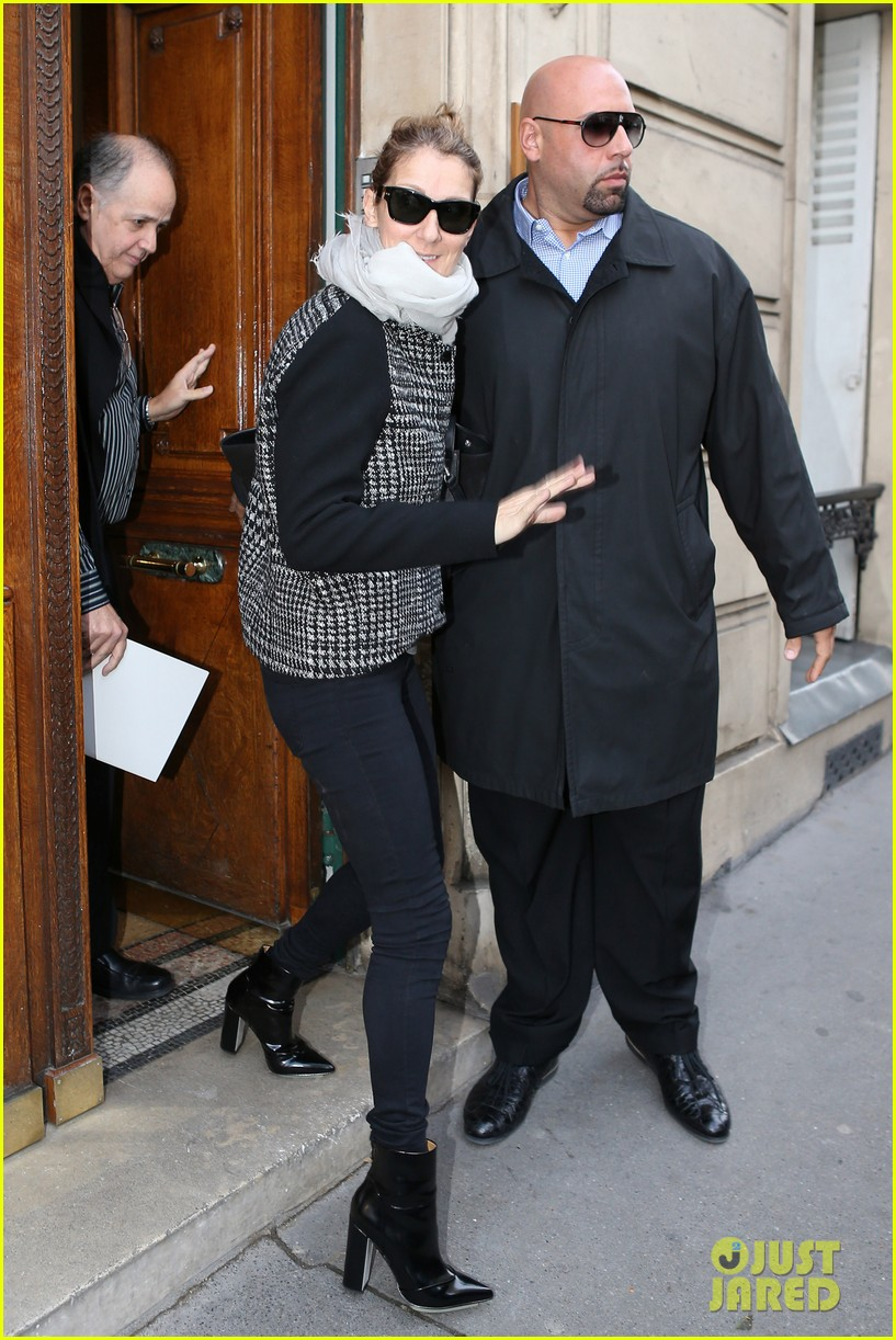 celine dion doctors visit in paris 112762132
