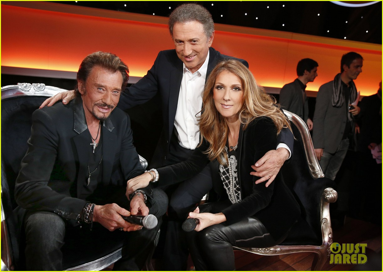 celine dion grand show duet with johnny hallyday 02