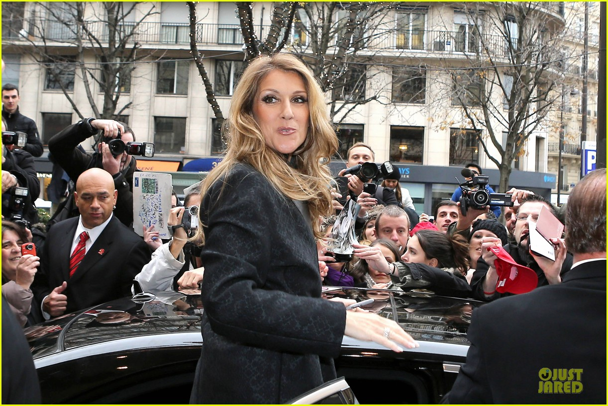 shania twain thanks celine dion for making her feel at home 032763239