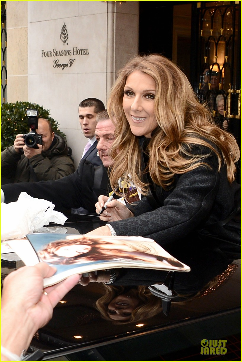 shania twain thanks celine dion for making her feel at home 052763241
