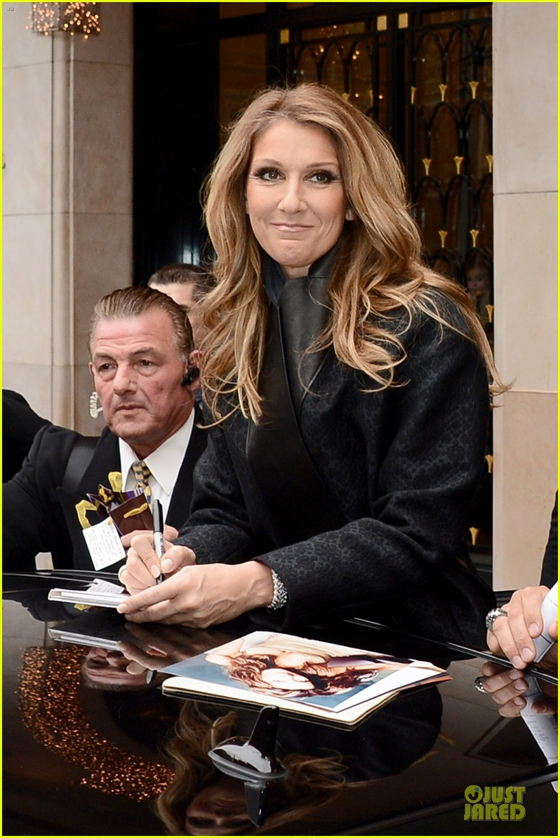 shania twain thanks celine dion for making her feel at home 062763242