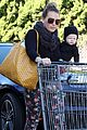 hilary duff bristol farms shopping with luca 02