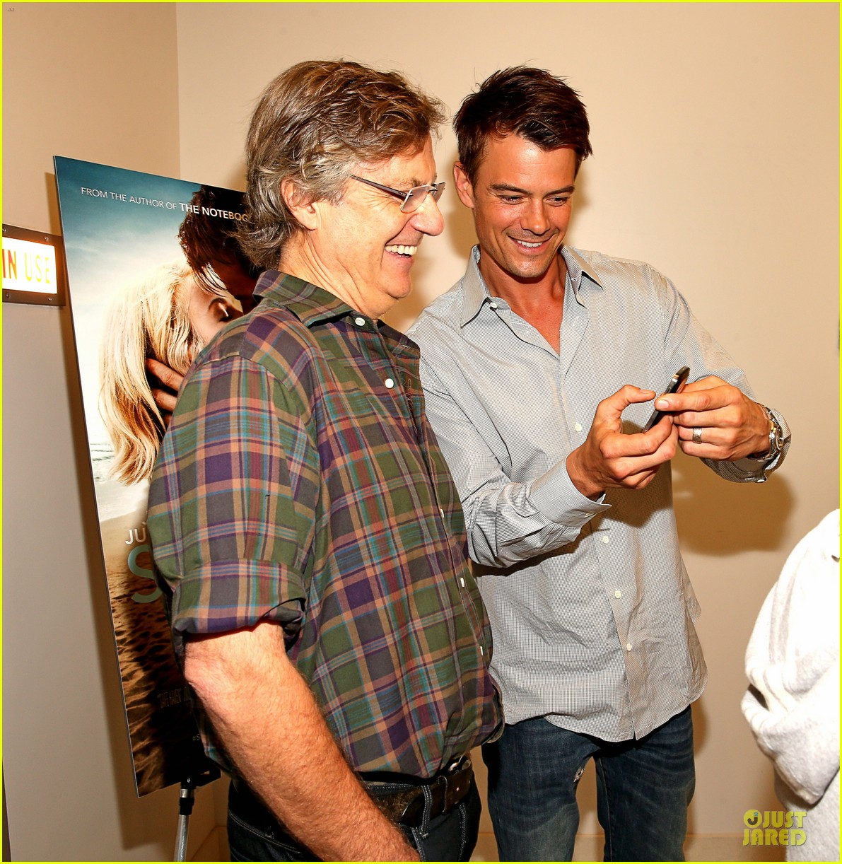 josh duhamel safe haven afi reception 022750203