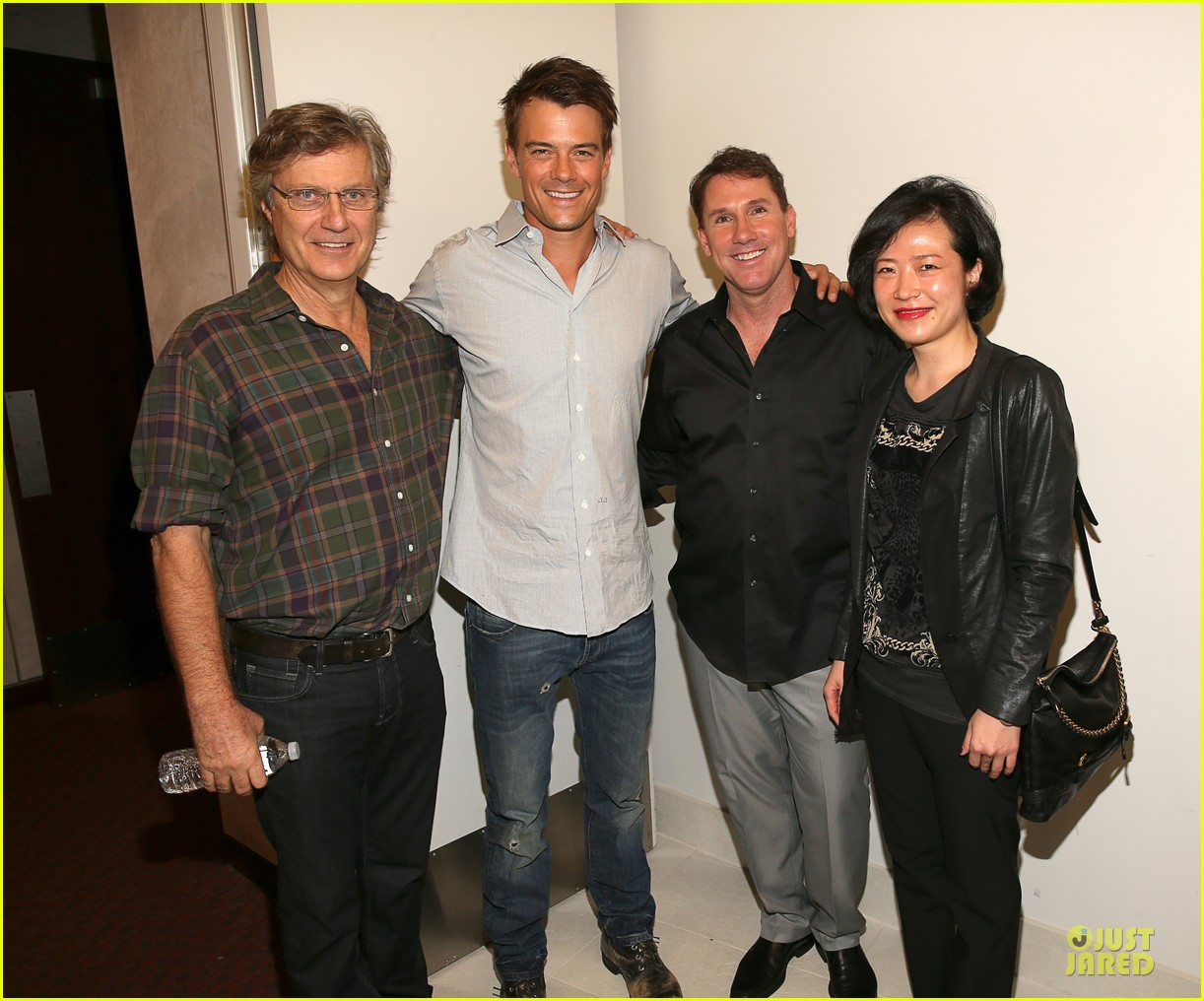 josh duhamel safe haven afi reception 11
